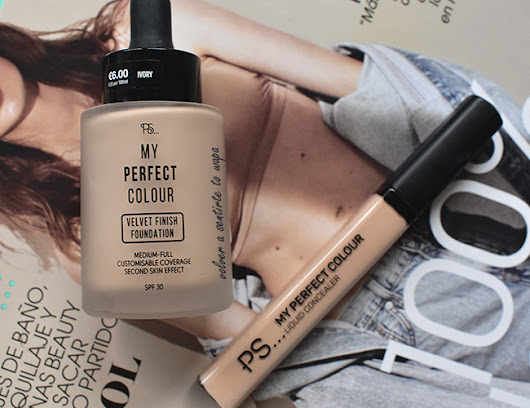 My Perfect Colour de PRIMARK: base y corrector