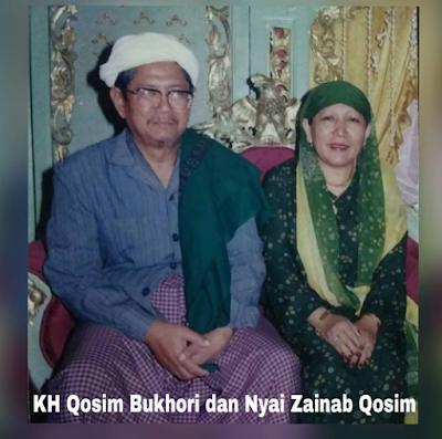 Memungut Jejak KH. Qosim Bukhori - KH. Muhammad Madarik