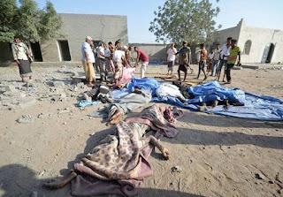 raid aérien de la coalition emmenée par l'Arabie saoudite