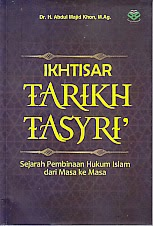 BUKU IKHTISAR TARIKH TASYRI'