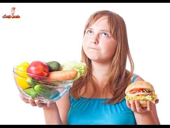 رجيم تثبيت الوزن بعد الوصول للمثالي