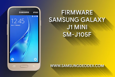 Samsung Firmware J105F DS J1 Mini 2016