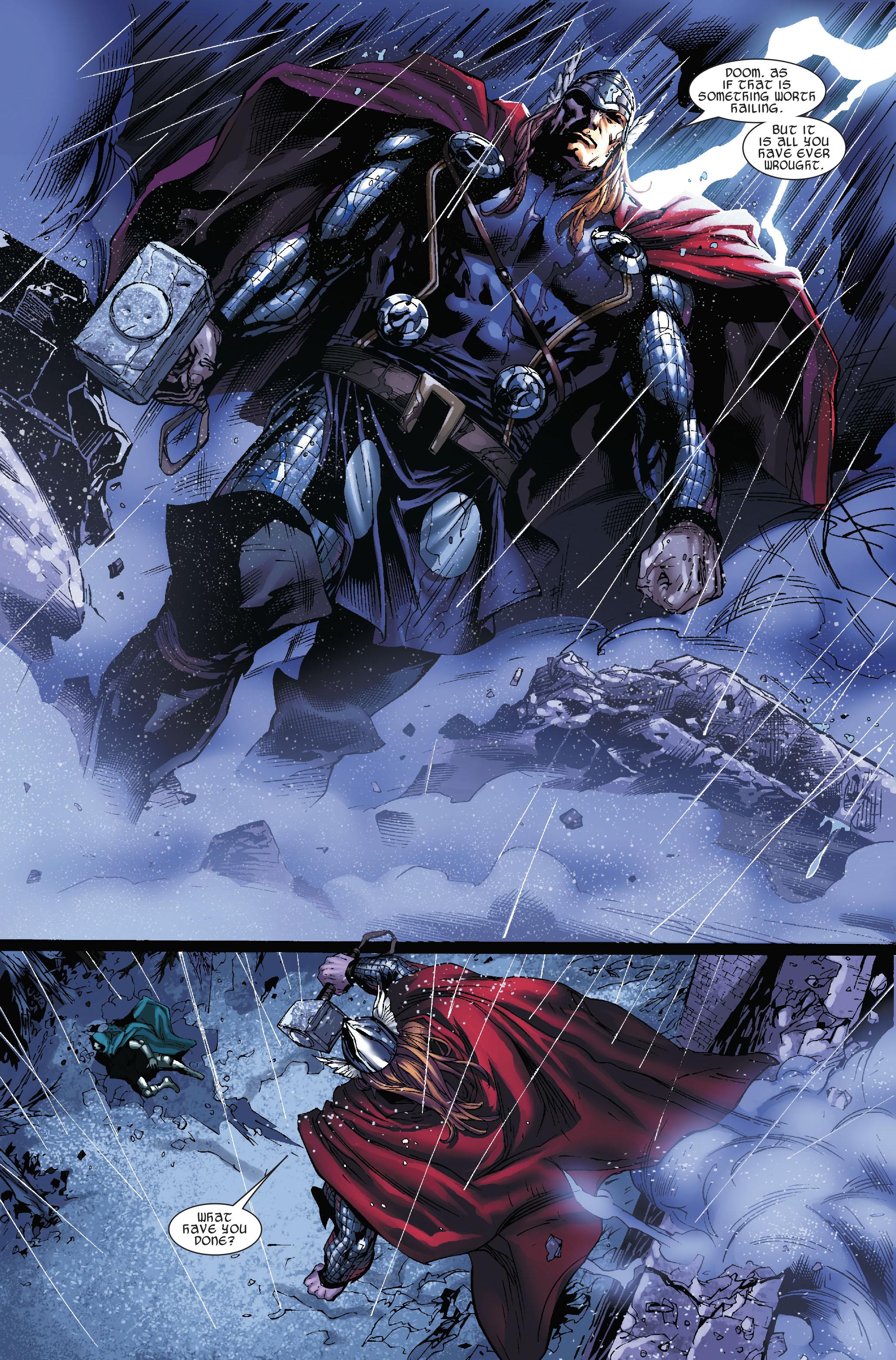Thor (2007) Issue #605 #18 - English 4