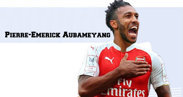 Lacazette out ? - Arsenal agree €10million-a-year deal for Aubameyang