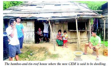 CEM Shanti Jiban Chakma