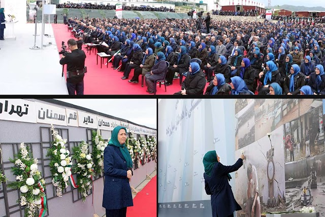 Maryam Rajavi's speech: Solidarity and sympathy with fellow citizens affected by devastating flash floods in Iran