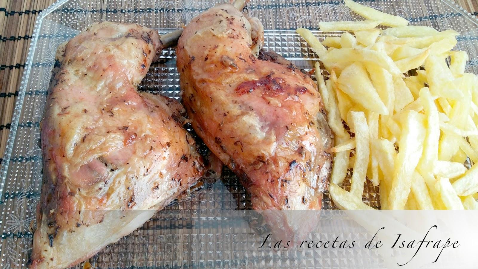 Receta De Pollo Asado En Su Jugo Idea Culinaria Cocina