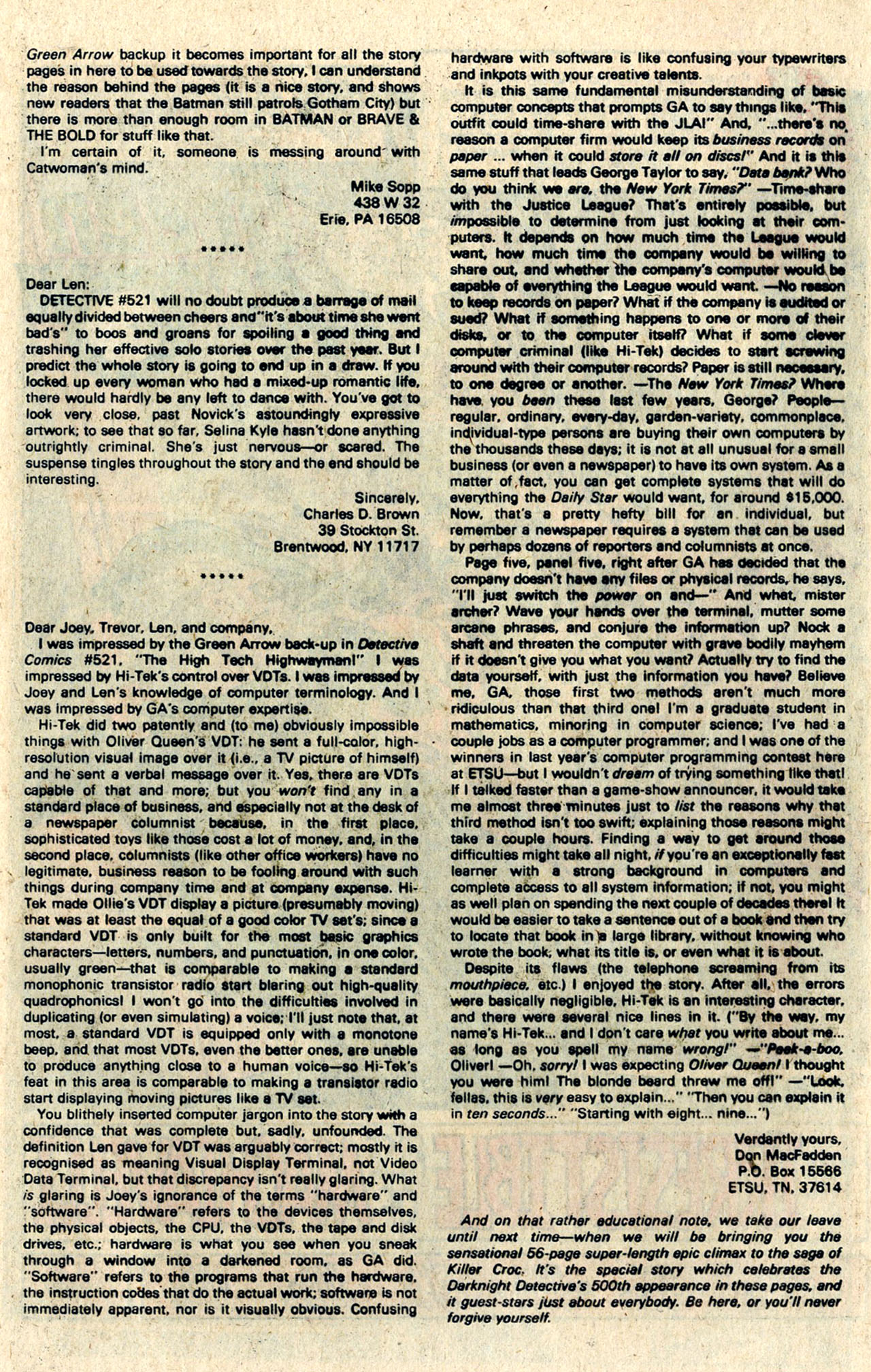 Detective Comics (1937) 525 Page 24