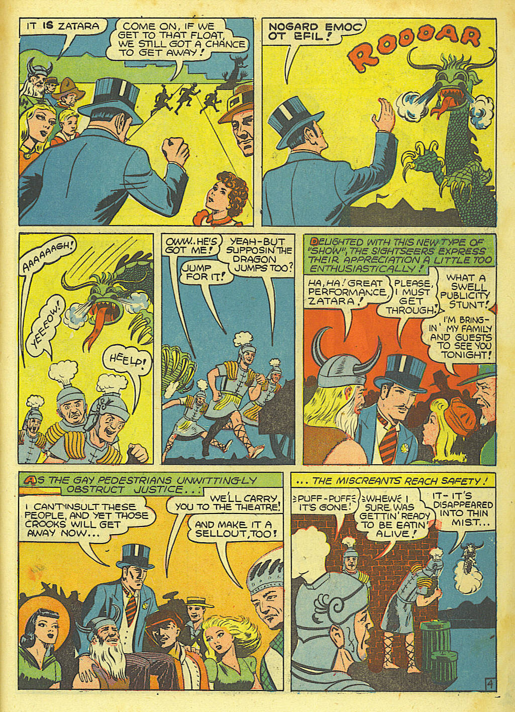 Read online Action Comics (1938) comic -  Issue #67 - 53