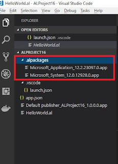 After successfully Download Symbols can able to confirm Alpackages