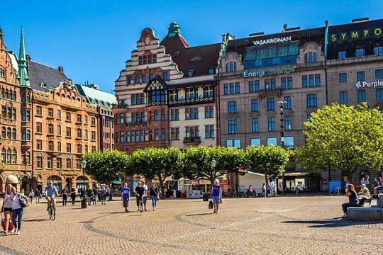 Malmö, Swedia
