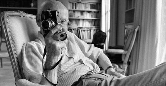 Bresson a Palermo - Fotografia, mostre, Gli scrittori della porta accanto
