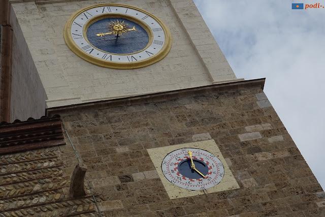 Reloj de la Catedral de Perpiñán
