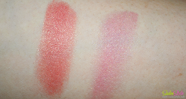 Miss Rose Duo Blusher Review - Swatches