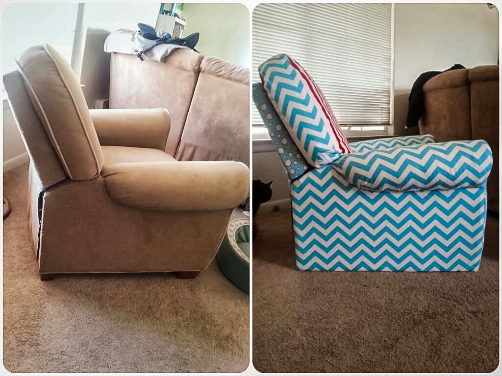how to recover glider rocking chair cushions cover rentals augusta ga leap and the net will appear reupholstering tips