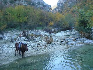 Albania, Zagoria, Horsexplore, ratsastusmatka