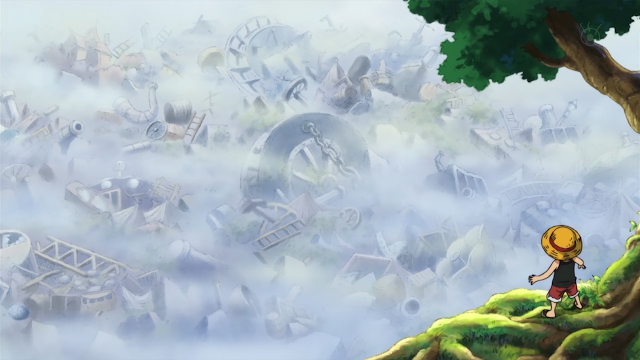 Historical, Literary, and Occult References Behind Fictional Places in One Piece