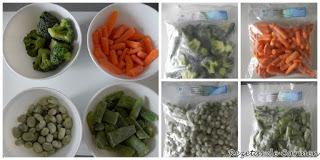 Como congelar comida