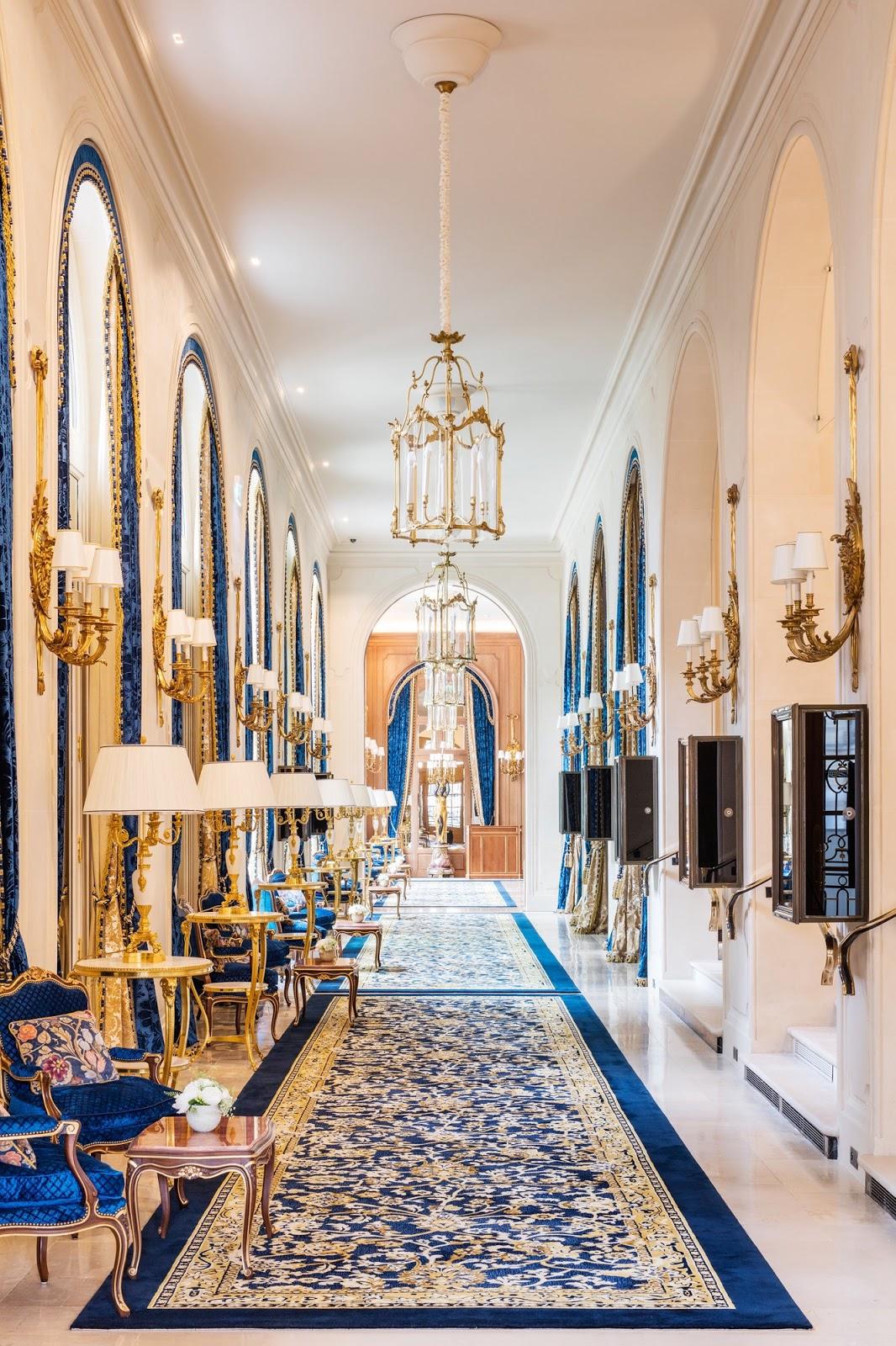 Glamorous Spaces : The Ritz Paris Hotel on Place Vendôme, Paris | Cool Chic Style Fashion