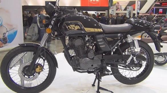 Alternatif Motor Retro Murah Selain Kawasaki W175