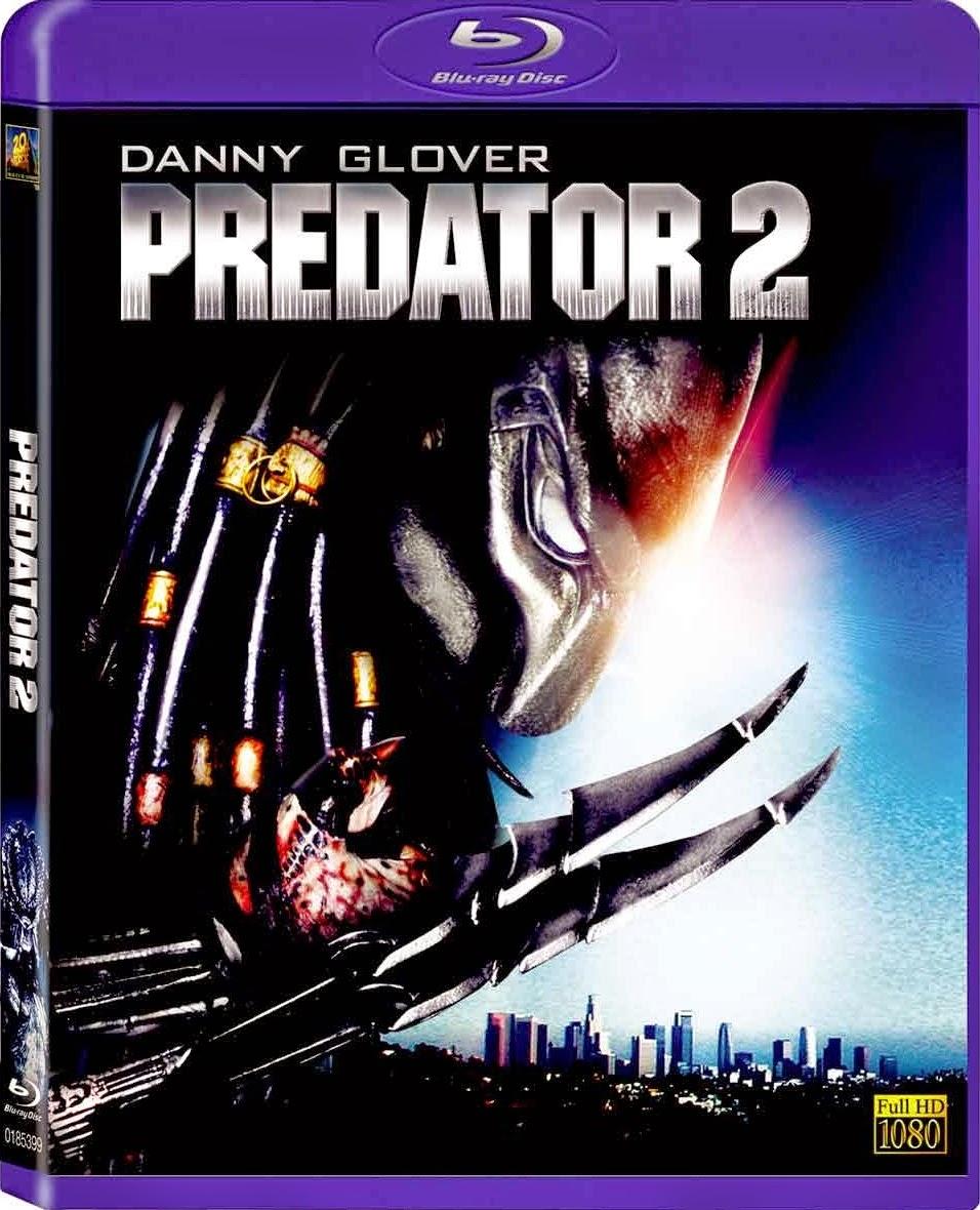 Predator 2 (1990) DVDRip ταινιες online seires xrysoi greek subs