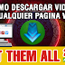 GET THEM ALL | Descargador de videos | SOLUCIÓN