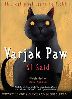 Go to VARJAK PAW book on Amazon