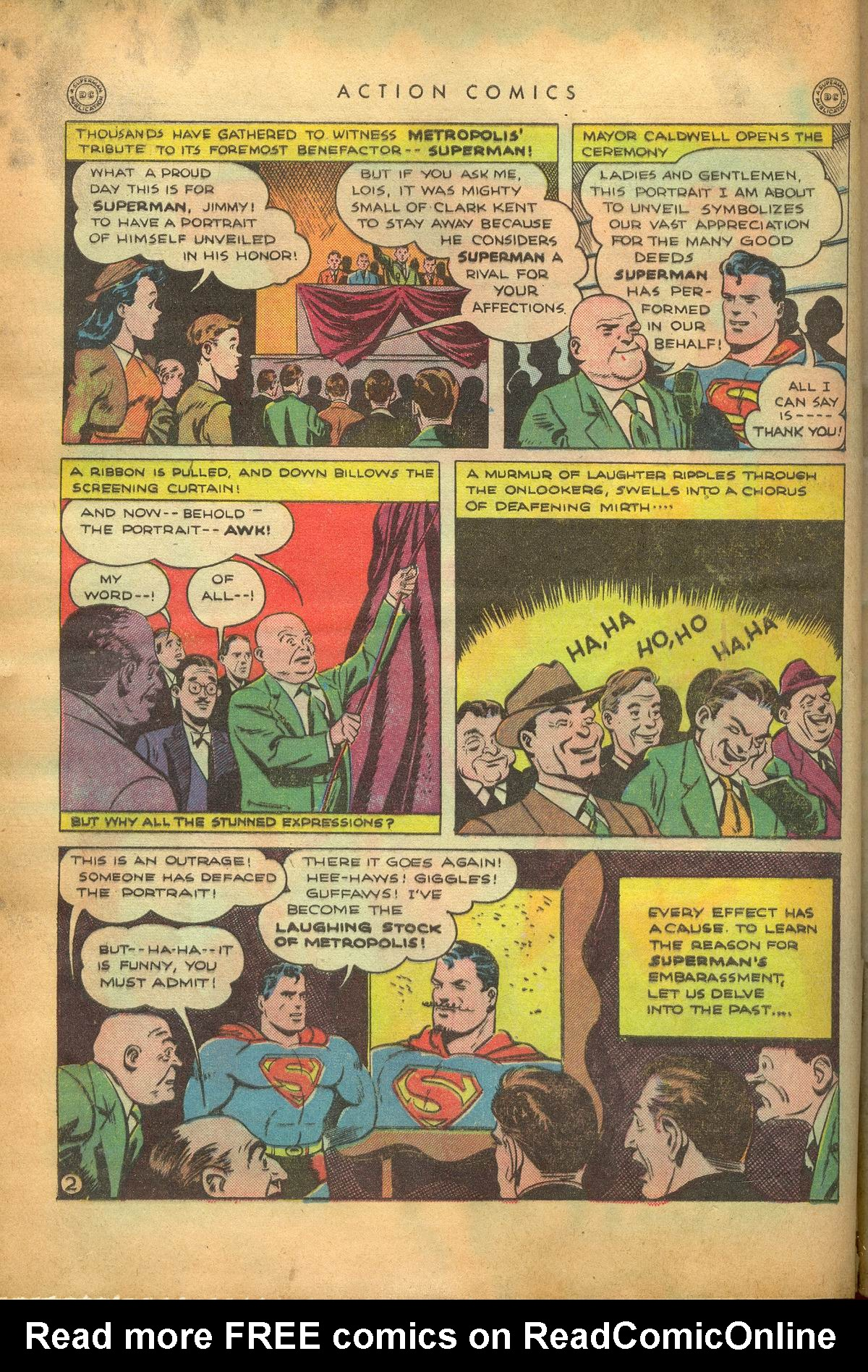 Read online Action Comics (1938) comic -  Issue #95 - 5