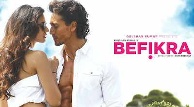 BEFiKRA LYRICS – Tiger Shroff Disha Patani