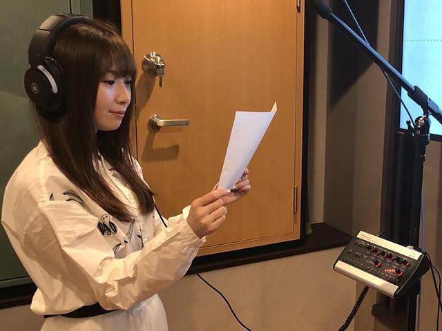 SKE48 Akane Takayanagi Berpartisipasi Dalam Anime Yatogame-chan Kansatsu Nikki Episode 5