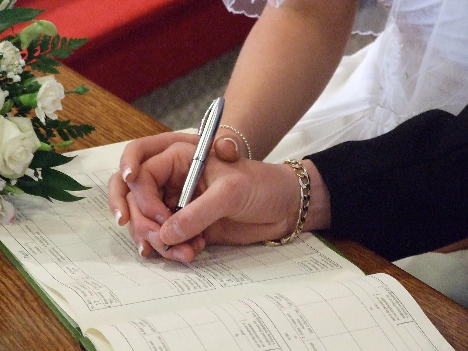 Qui n dijo boda protocolo de la boda civil i - Tramites para casarse por lo civil ...