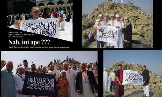 "Tantangan Guntur Romli ""Kibarkan Tauhid di Arab Saudi"" Dilaksanakan, FPI: Gimana Bong Guntur?"