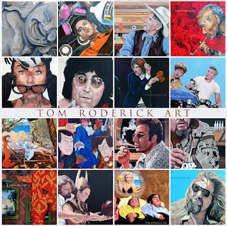 Tom Roderick Contemporary Artist Boulder Colorado