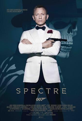 Spectre (2015) องค์กรลับดับพยัคฆ์ร้าย