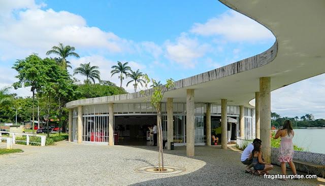Casa do baile, Pampulha, Belo Horizonte