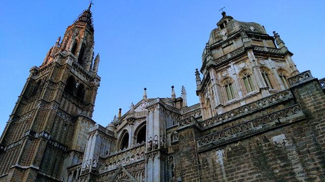 Fachada Catedral Toledo