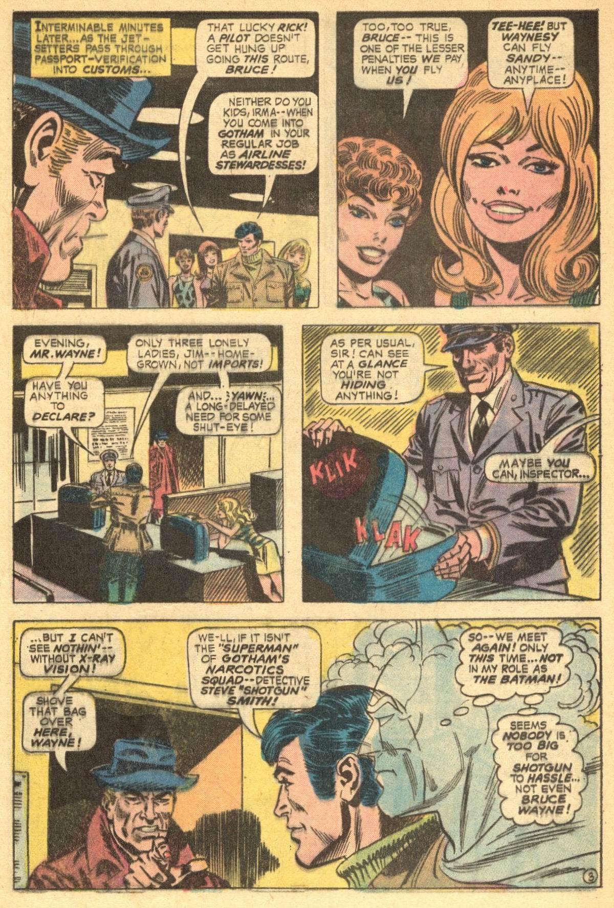Detective Comics (1937) 436 Page 3