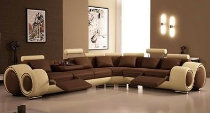 Jenis-Jenis Sofa Untuk Rumah Minimalis