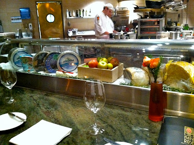 Napa Rose Chefs Counter