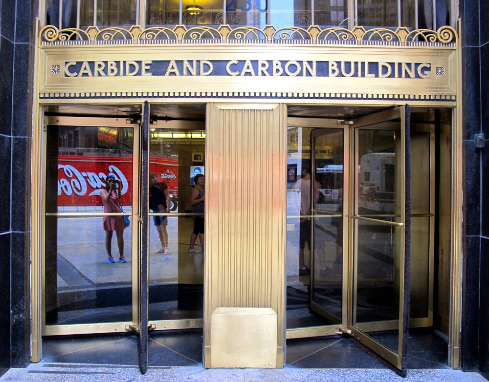 The Carbide and Carbon Building, Chicago