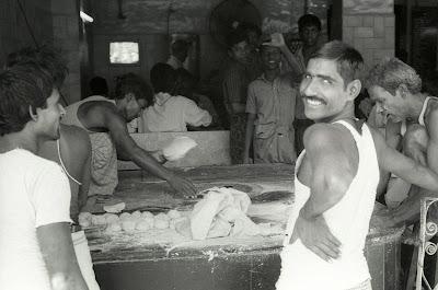 Agra, © L. Gigout, 1991