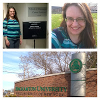 At Binghamton University, Southern Tier New York State