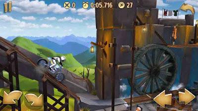 Trials Frontier v5.7.1 Mod APK3