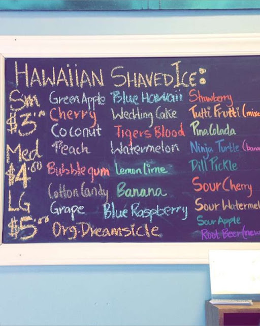 Shaved Ice | Live The Prep Life