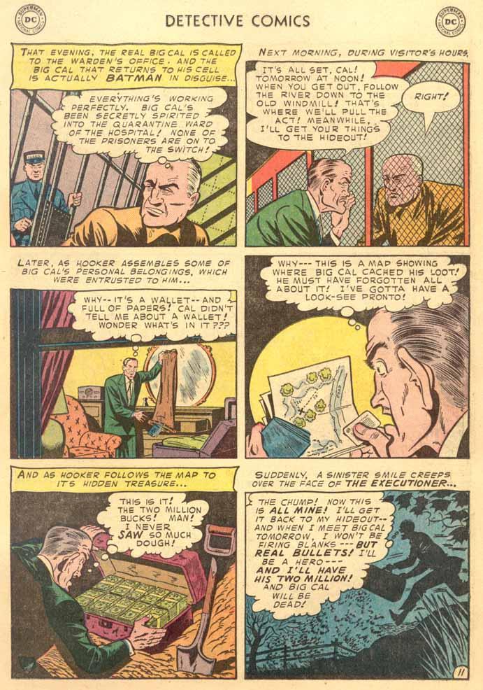 Read online Detective Comics (1937) comic -  Issue #191 - 13