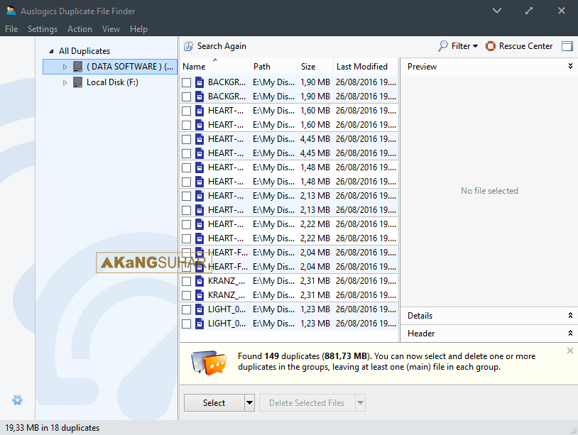Download Auslogics Duplicate File Finder 6.1.3.0 Latest Version