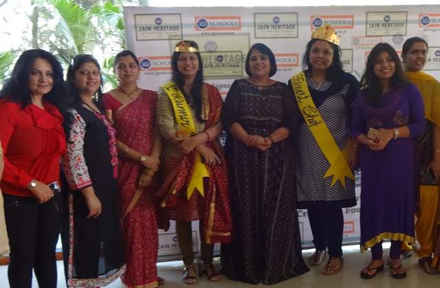 "Jain Heritage a Cambridge School Conducts ""Finest Chef ""- Cookery  Contest."