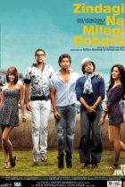 Bollywood classic-Zindagi Na Milegi Dobara