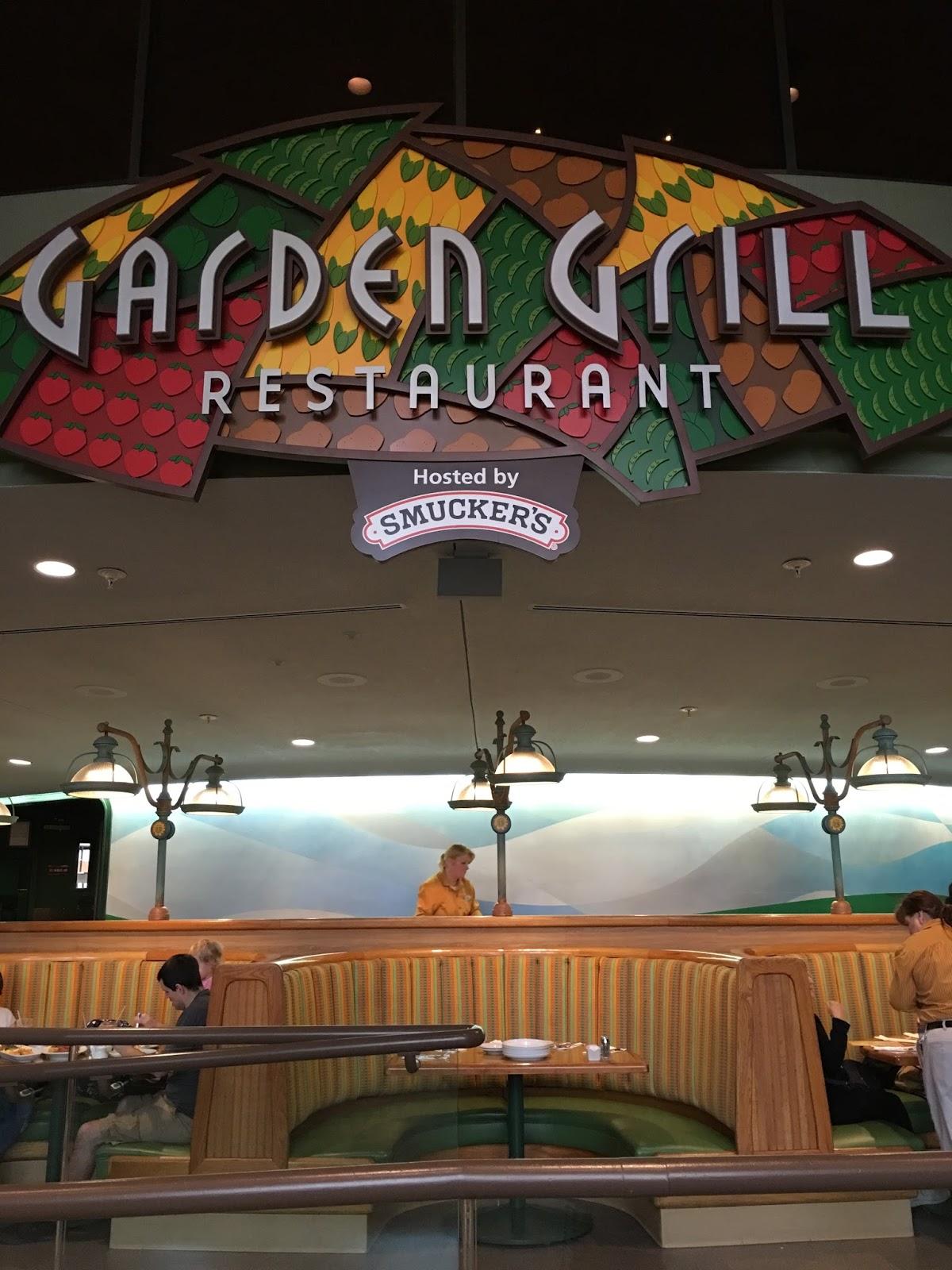 Alexis\'s Gluten Free Adventures: The Garden Grill - Epcot
