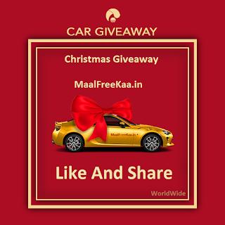 Free Car Giveaway
